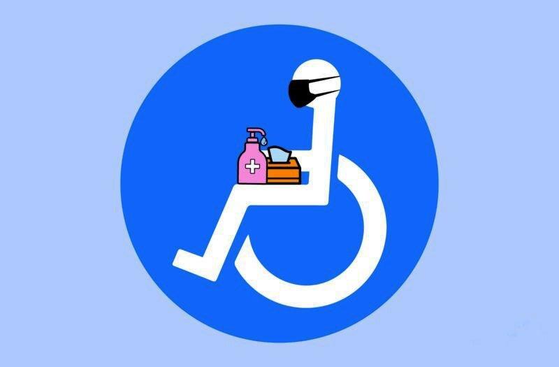 هشدار خطر بیشتر ویروس کرونا برای افراد دارای معلولیت