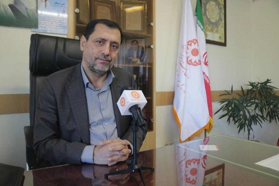 صدور پیام تبریک مدیر کل بهزیستی استان قزوین به مناسبت روز خبرنگار