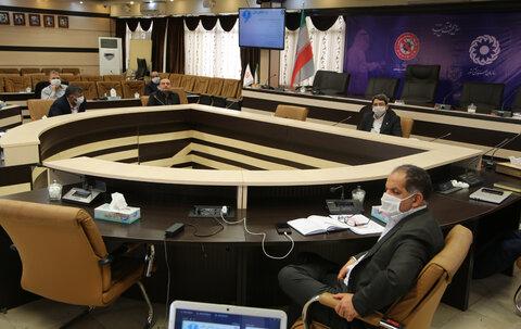 گزارش تصویری| برگزاری جلسه هفتگی شورای معاونان سازمان بهزیستی کشور