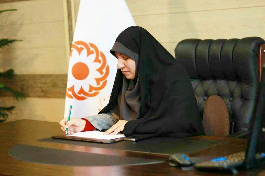 پیام تبریک مدیرکل بهزیستی استان کرمانشاه به مناسبت روز روانشناس