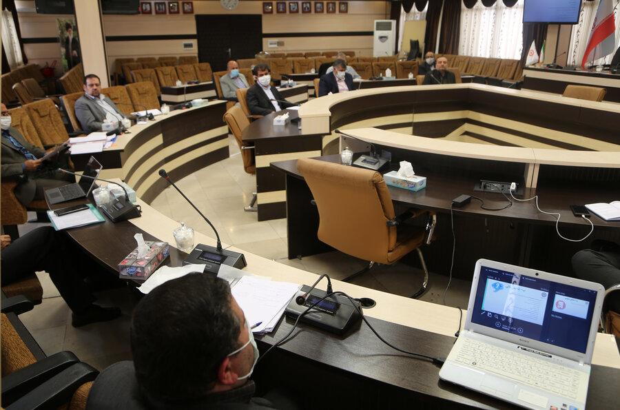 شورای معاونان سازمان بهزیستی یک روز حقوق خود را به پویش همدلی مومنانه اختصاص دادند