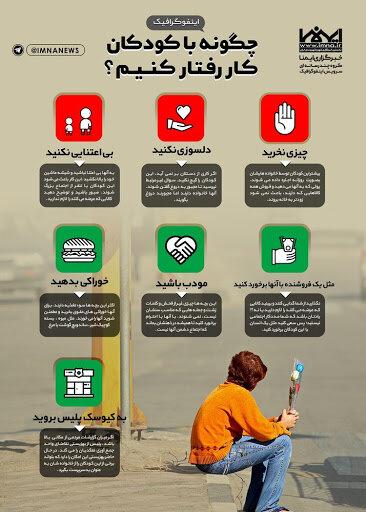 ساماندهی کودکان کار؛ نیازمند تلاش همگانی/ ضرورت ایجاد مرکز ساماندهی کودکان کار و خیابانی در چابهار