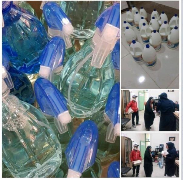 فیلم | اقدامات بهزیستی شهرستان زنجان در پیشگیری از شیوع ویروس کووید ۱۹ در محلات آسیب خیز
