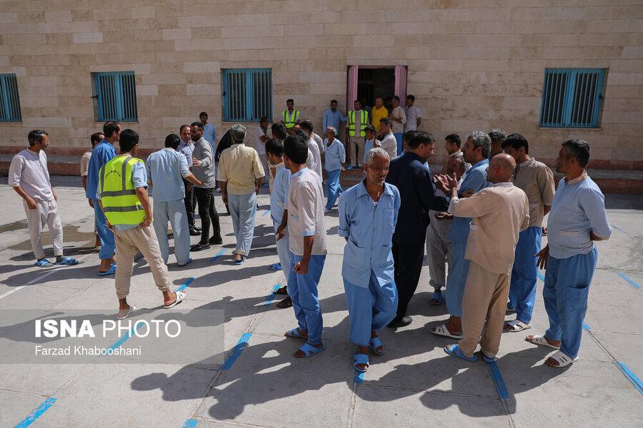 ساماندهی 600 معتاد متجاهر در تهران
