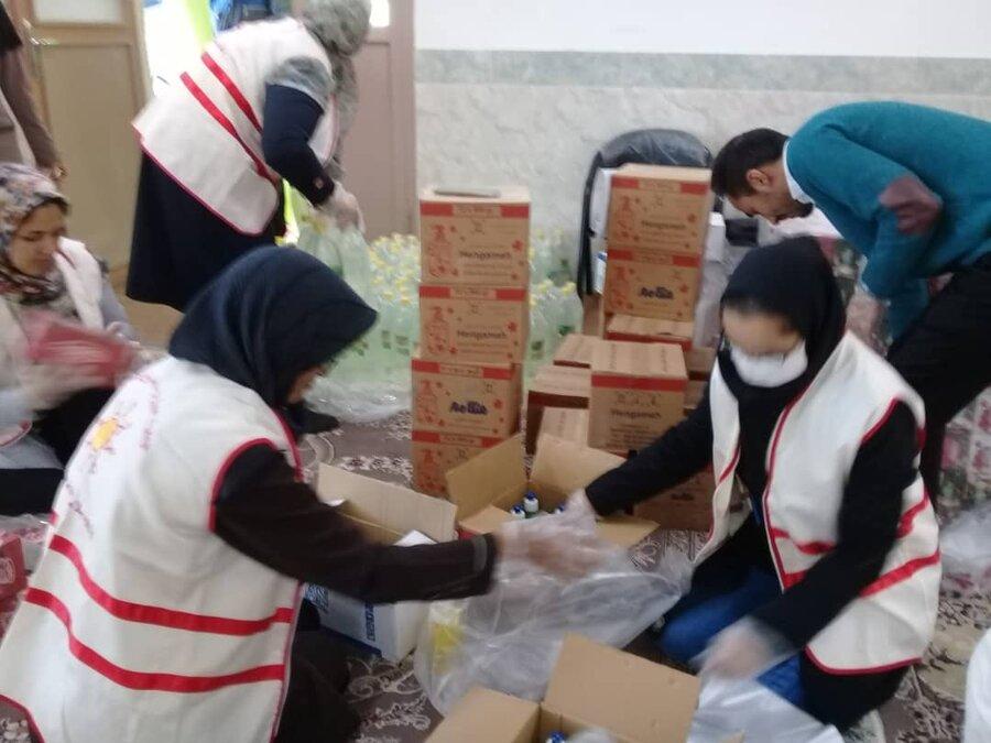 ۴ هزار و ۷۹ بسته بهداشتی توسط پایگاههای سلامت اجتماعی بهزیستی خراسان جنوبی توزیع شد