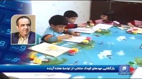ارتباط تلفنی صدا و سیمای مرکز یزد با مدیرکلبهزیستی ستان یزددر خصوص بازگشاییمهدهای کودک منتخبدر ایامکرونا
