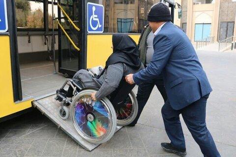 اختصاص ۶۰ سفر رایگان به افراد دارای معلولیت در مشهد