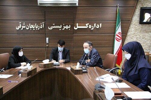 برگزاری اولین جلسه کمیته استانی هماهنگی مرکز ماده 16