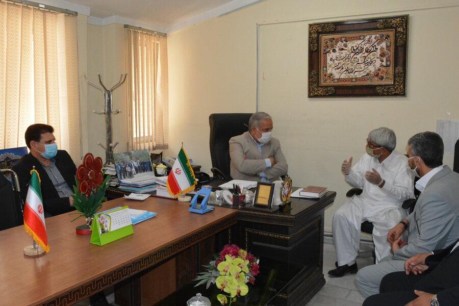 استاندار: لزوم توجه بیش از پیش بهزیستی سیستان و بلوچستان به جامعه تحت پوشش