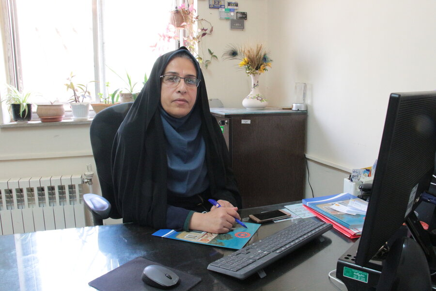 حضور اداره کل بهزیستی استان سمنان در رزمایش مواسات و کمک مومنانه