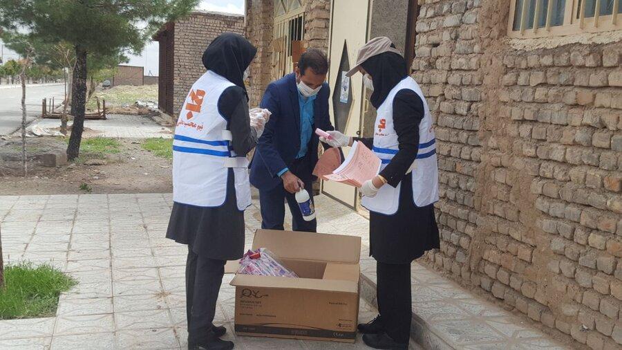 ۴۲۰ بسته بهداشتی در محلات آسیب خیز خراسان جنوبی توزیع شد