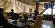 گزارش تصویری | جلسه ارتباط تصویری رییس سازمان بهزیستی با مدیران کل استان ها با موضوع مراکز مثبت زندگی