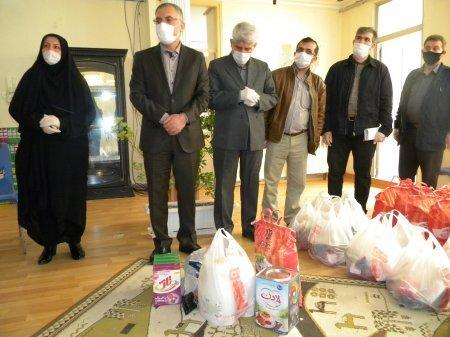 بازدید مدیرکل بهزیستی  استان از مراکز گذری سرپناه و باشگاه مثبت شهرستان اردبیل
