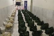 توزیع 1500 بسته کمک معیشتی ویژه جامعه هدف بهزیستی در پویش همدلی مومنانه