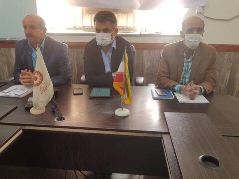 دشتستان /جلسه راه اندازی مراکز مثبت زندگی در بهزیستی شهرستان دشتستان برگزار شد