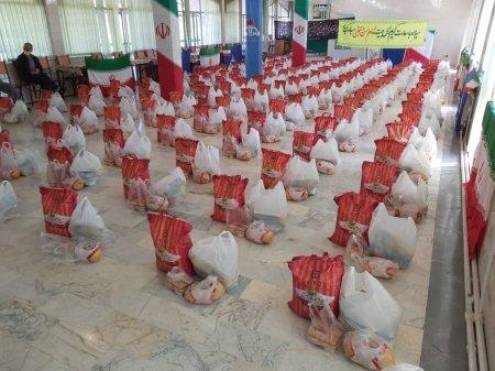 مشارکت کارکنان شرکت نفت اردبیل در پویش همدلی