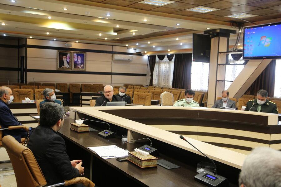 جلسه 75 کمیته فر هنگی و پیشگیری ستاد مبارزه با مواد مخدر