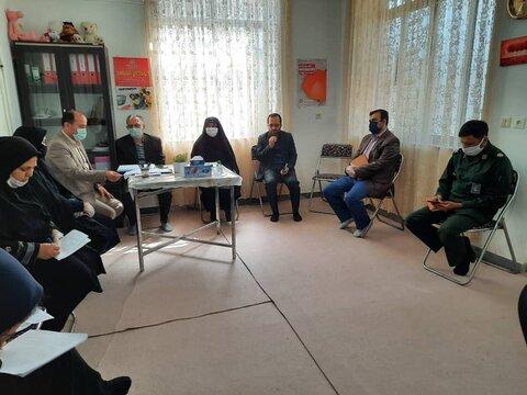 ساری| اجرای پروتکل بهداشتی در مناطق حاشیه نشین برای نخستین بار در کشور