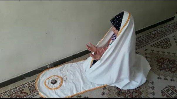 شاهرود ا گزارش تصویری از خانه کودکان و نوجوانان ۷ تا ۱۲ سال آمنه در ماه مبارک رمضان و روزهای کرونایی