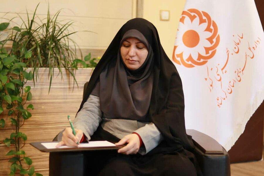 پیام تبریک مدیرکل بهزیستی استان کرمانشاه به مناسبت روز جهانی ارتباطات و روابط عمومی