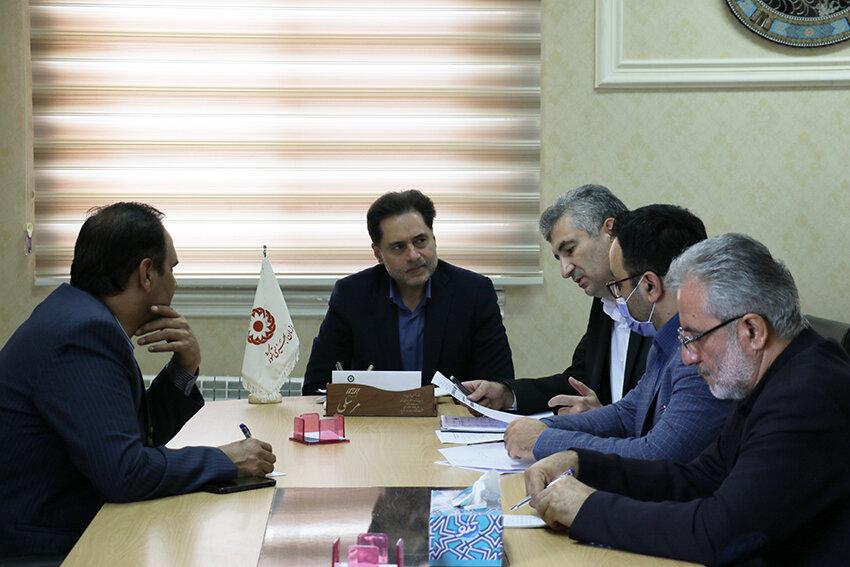 اولین جلسه هماهنگی فی مابین اداره کل بهزیستی گیلان با نمایندگان موسسه فجر