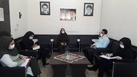 جلسه هم اندیشی در خصوص راه اندازی مراکز خدمات بهزیستی  مثبت زندگی درمدیریت بهزیستی شهرستان بوشهر تشکیل شد