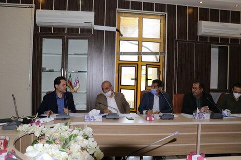 دومین جلسه کمیته هماهنگی ماده ۱۶ استان