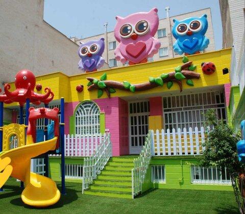 اجاره بهای ساختمان 57 مهدکودک در استان کرمان بخشیده شد