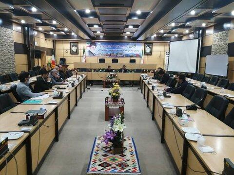شاهرود  | برگزاری اولین جلسه شورای هماهنگی مواد مخدر شهرستان در سال ۹۹