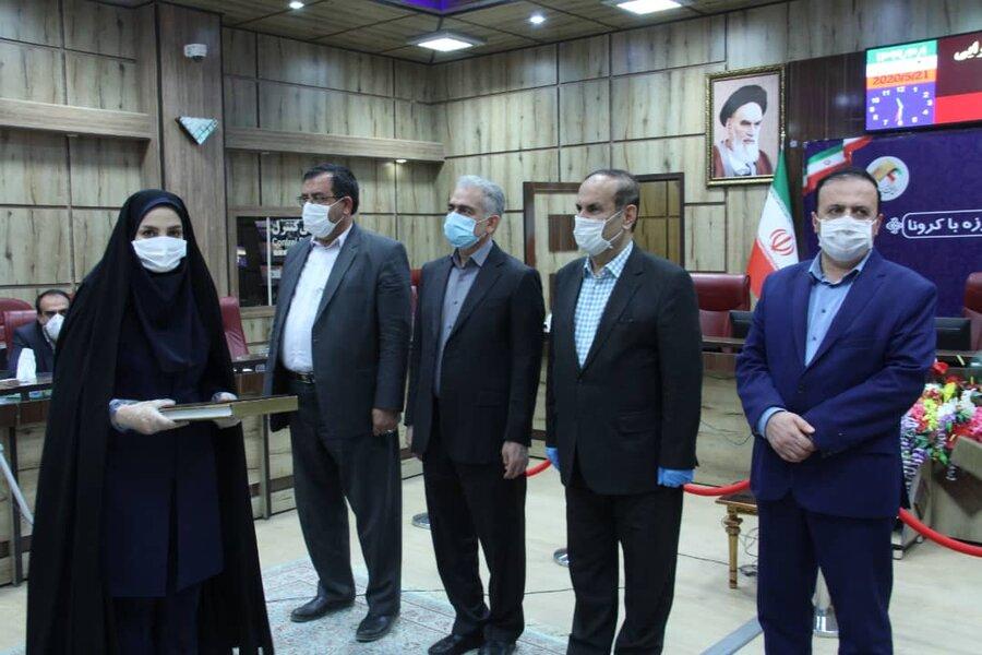 روابط عمومی بهزیستی ایلام در ریف  شش روابط عمومی فعال استان قرار گرفت