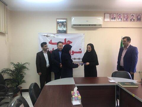 انتصاب معاون مشارکتهای مردمی،اشتغال و مراکز غیردولتی بهزیستی گلستان