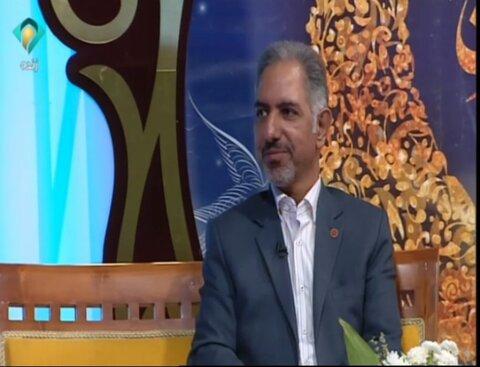 ببینید | مدیر کل بهزیستی خراسان رضوی در ویژه برنامه همدلی رمضان در صدا و سیمای خراسان رضوی