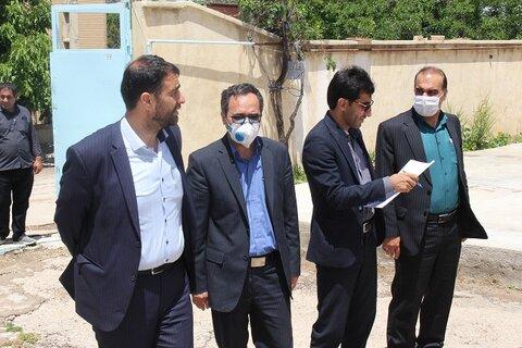 بازدید دادستان استان کهگیلویه و بویر احمد  از مراکز تحت نظارت بهزیستی استان