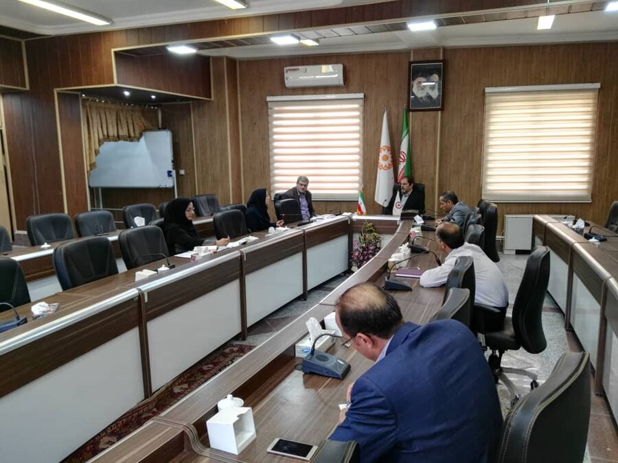 تشکیل ستاد راه اندازی مراکز جامع درمان و بازتوانی اعتیاد در آذربایجان غربی