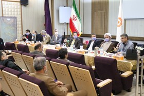 اولین نشست شورای اداری بهزیستی گیلان در سال ۹۹