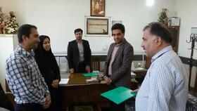 اسدآباد / دیدار و قدردانی از دادستان