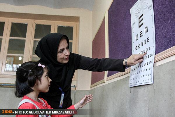 شناسایی بیش از ۱۹ هزار کودک با مشکل تنبلی چشم در سال گذشته/آغاز غربالگری از ۱۵ تیرماه