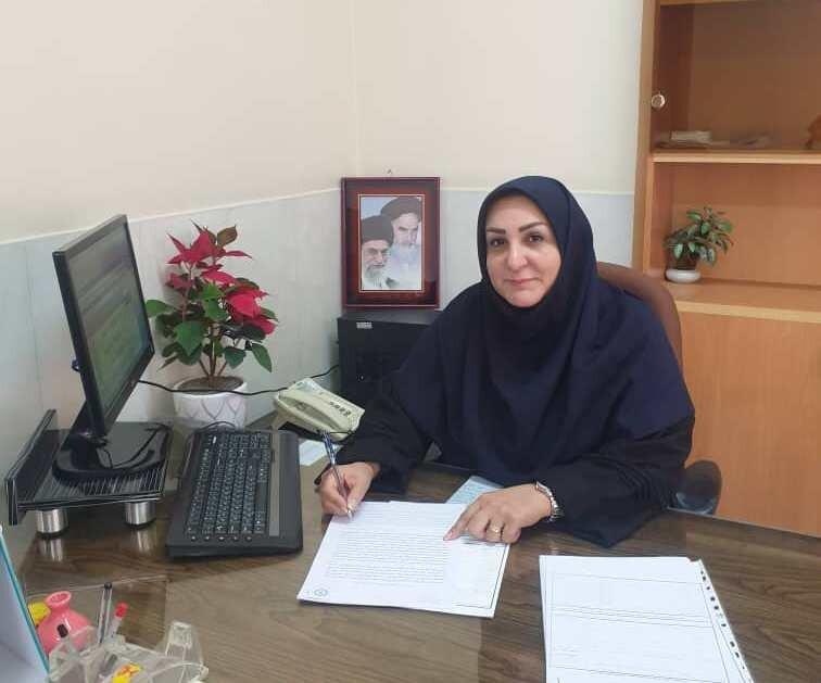 « فائزه کمیلی پور» سرپرست مرکز تامین و توسعه خدمات بهزیستی شهید حیرانی شهرستان اصفهان شد