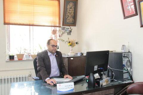 انتصاب مسئول روابط عمومی و اطلاع رسانی بعنوان دبیر ستاد بزرگداشت هفته بهزیستی استان سمنان