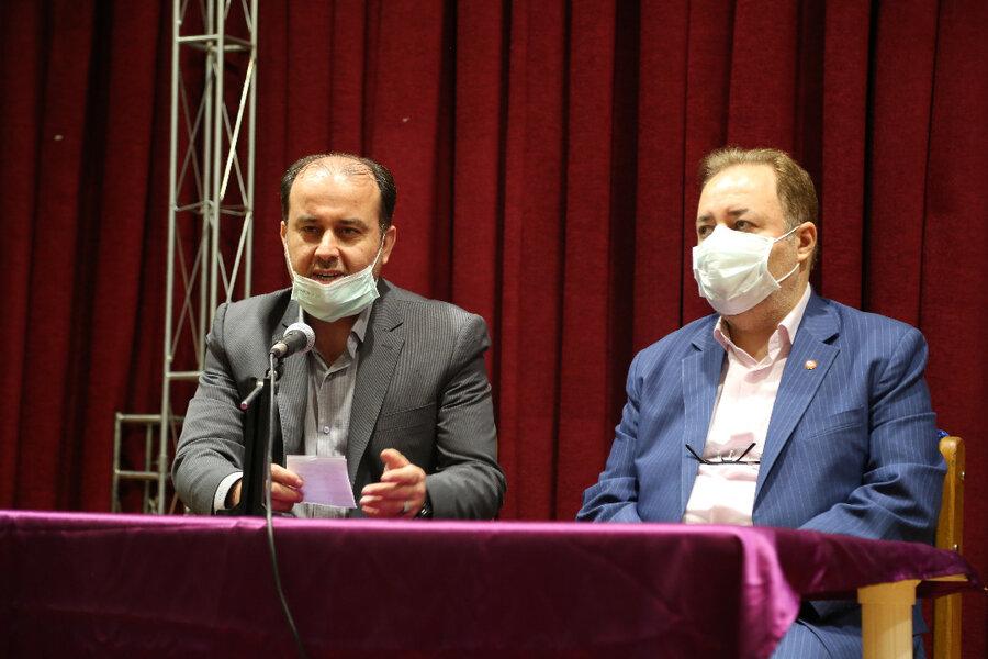 نشست تخصصی مدیر کل بهزیستی مازندران با نمایندگان مهدهای کودک تحت نظارت بهزیستی استان برگزار شد