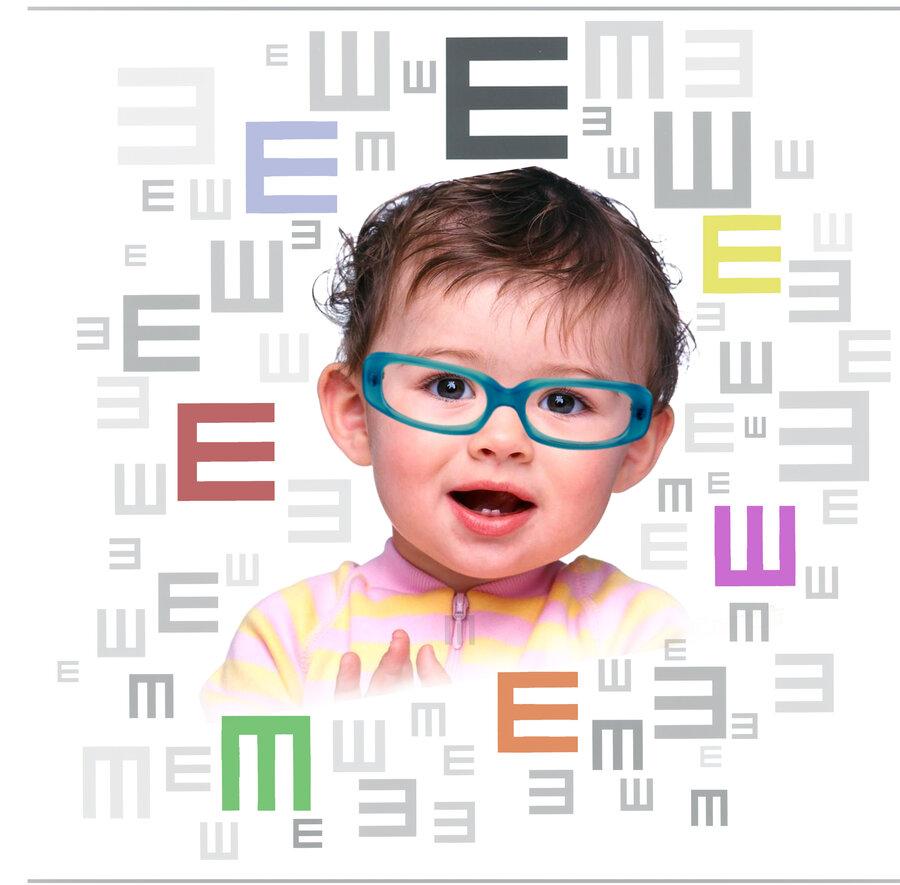 اجرای برنامه غربالگری بینایی کودکان 3 تا 6 سال از نیمه تیر ماه