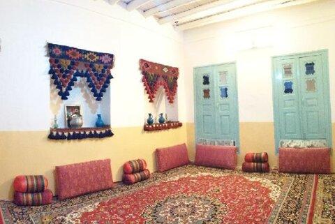چناران| صدور نخستین پروانه بهره برداری اقامتگاه بومگردی ویژه معلولان در چناران