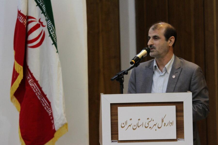 دکتر ابراهیمی سرپرست روابط عمومی بهزیستی استان تهران شد