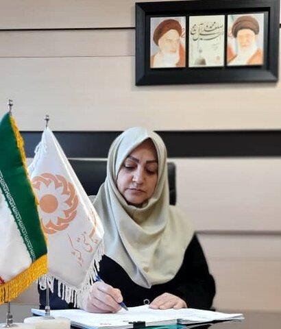 «معاون مدیرکل حوزه ریاست» سازمان بهزیستی کشور منصوب شد