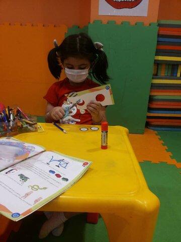 گزارش تصویری/بازگشایی مهدهای کودک