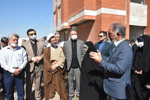 انعقاد تفاهم نامه احداث و واگذاری 30واحد مسکونی به مددجویان دارای دو عضو معلول در شهرستان مشهد