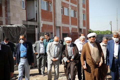 گزارش تصویری| انعقاد تفاهم نامه احداث و واگذاری 30واحد مسکونی به مددجویان دارای دو عضو معلول در شهرستان مشهد