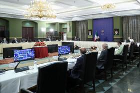 رئیس جمهور در ستاد ملی کرونا: در ایام کرونا مراقبت های خوبی از سالمندان صورت گرفته است