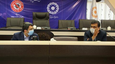 """نخستین جلسه """"شورای راهبردی توسعه مدیریتی سازمان بهزیستی"""" تشکیل شد"""