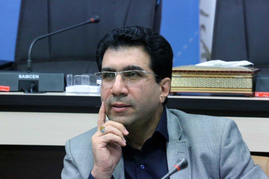 دکتر سید صلاح الدین فاطمی نژاد-عضو کارگروه تشکیل صندوق حمایت از فرصت های شغلی معلولان